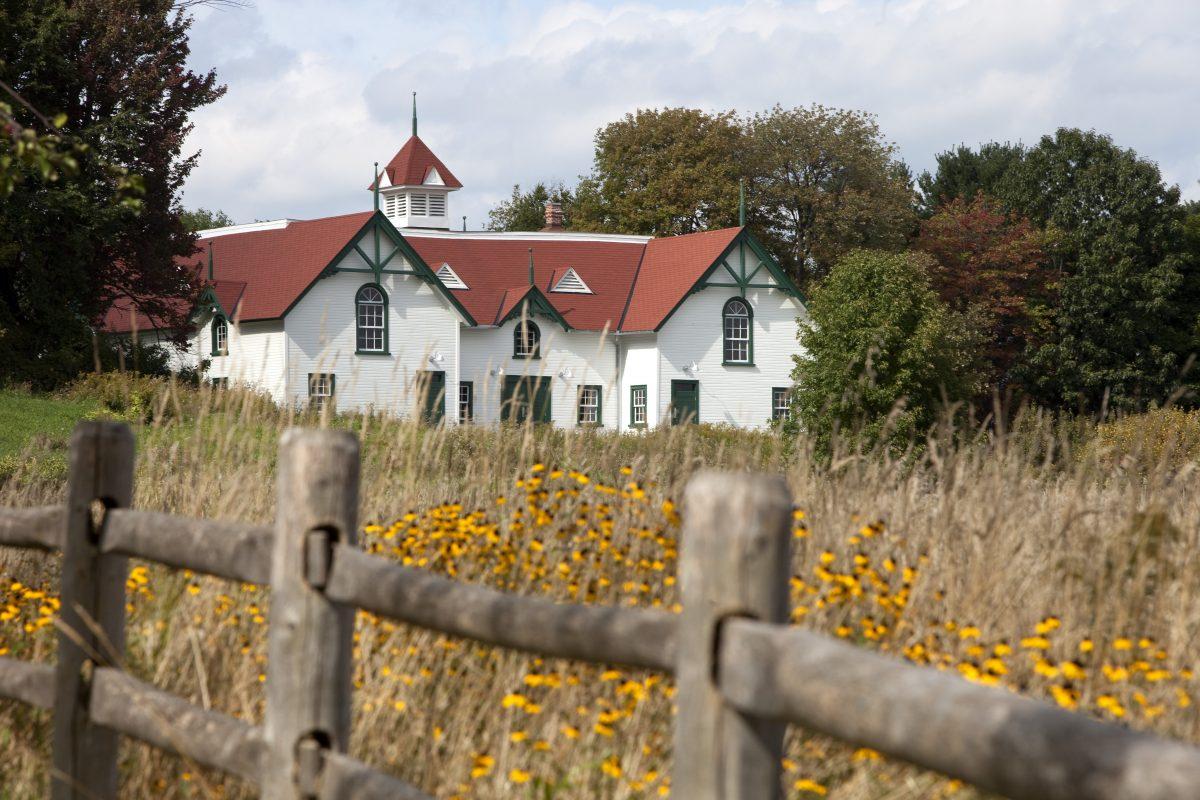 Ferme Virginia-Moore/Centre d'écologie et d'agriculture urbaine de Gatineau