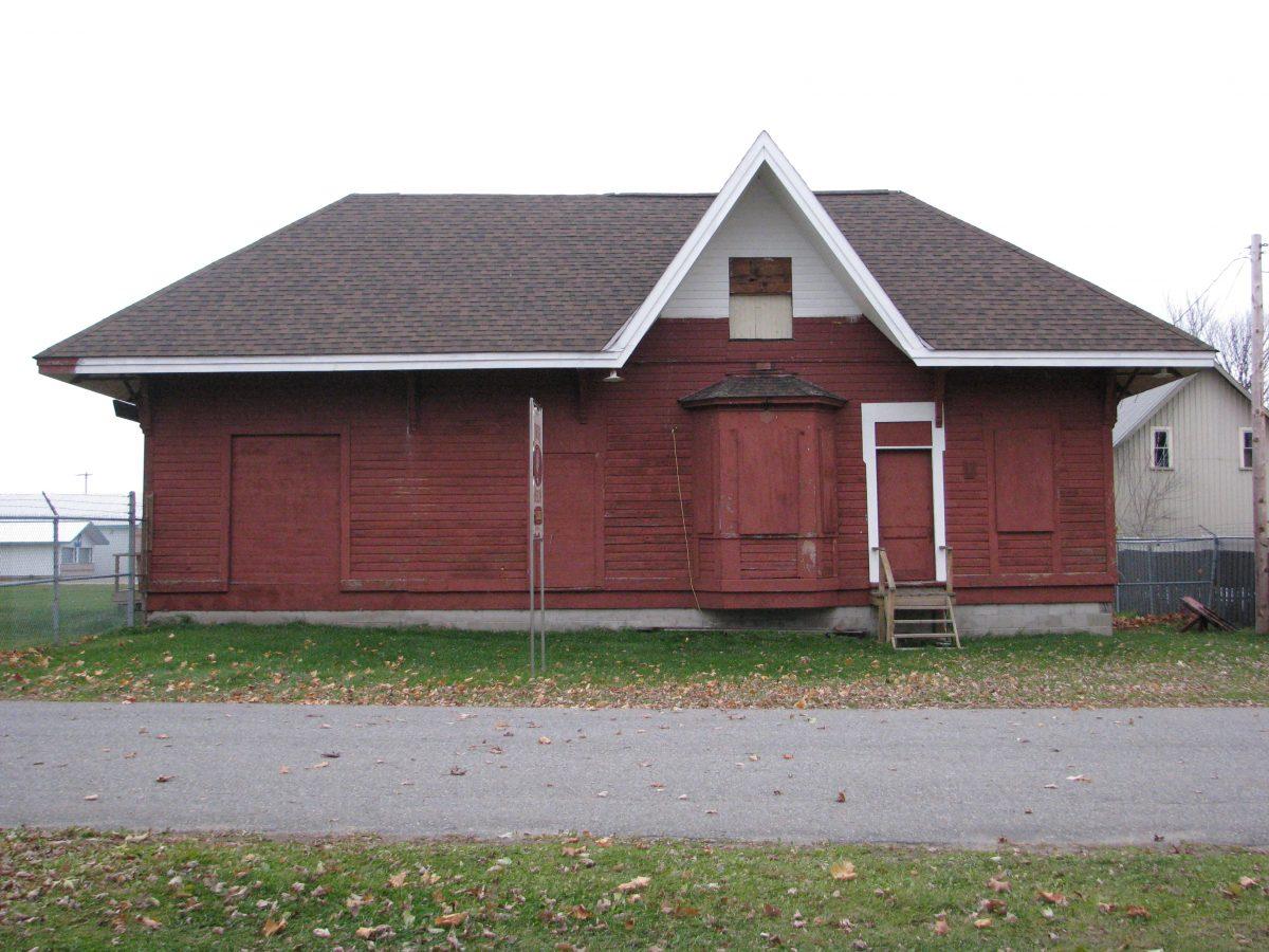 Ancienne gare de Shawville/Musée historique du Pontiac