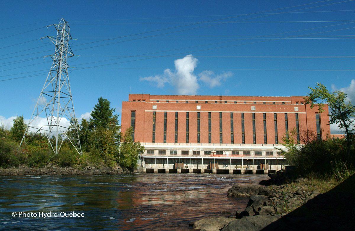 Centrale des Rapides-Farmer. © Hydro-Québec