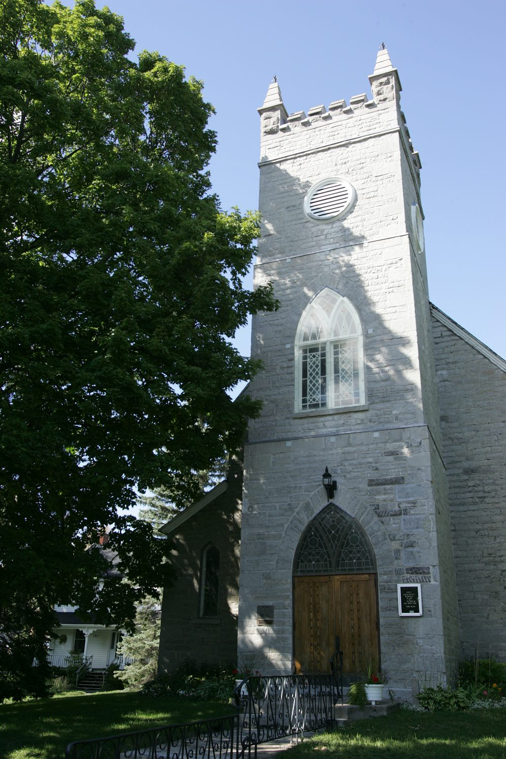 Église Christ Church. ©Ville de Gatineau