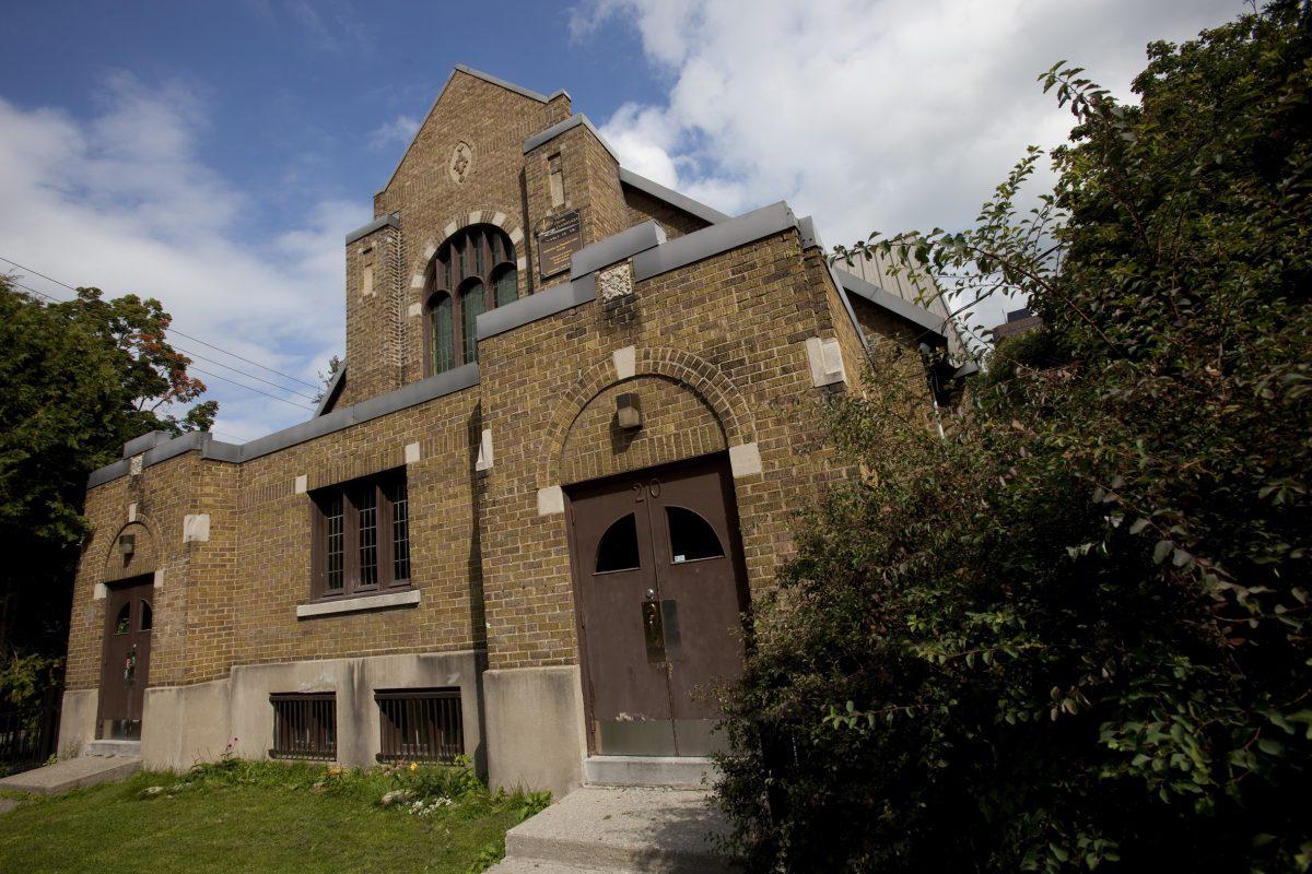 Église Cushman Memorial Presbyterian. ©Ville de Gatineau