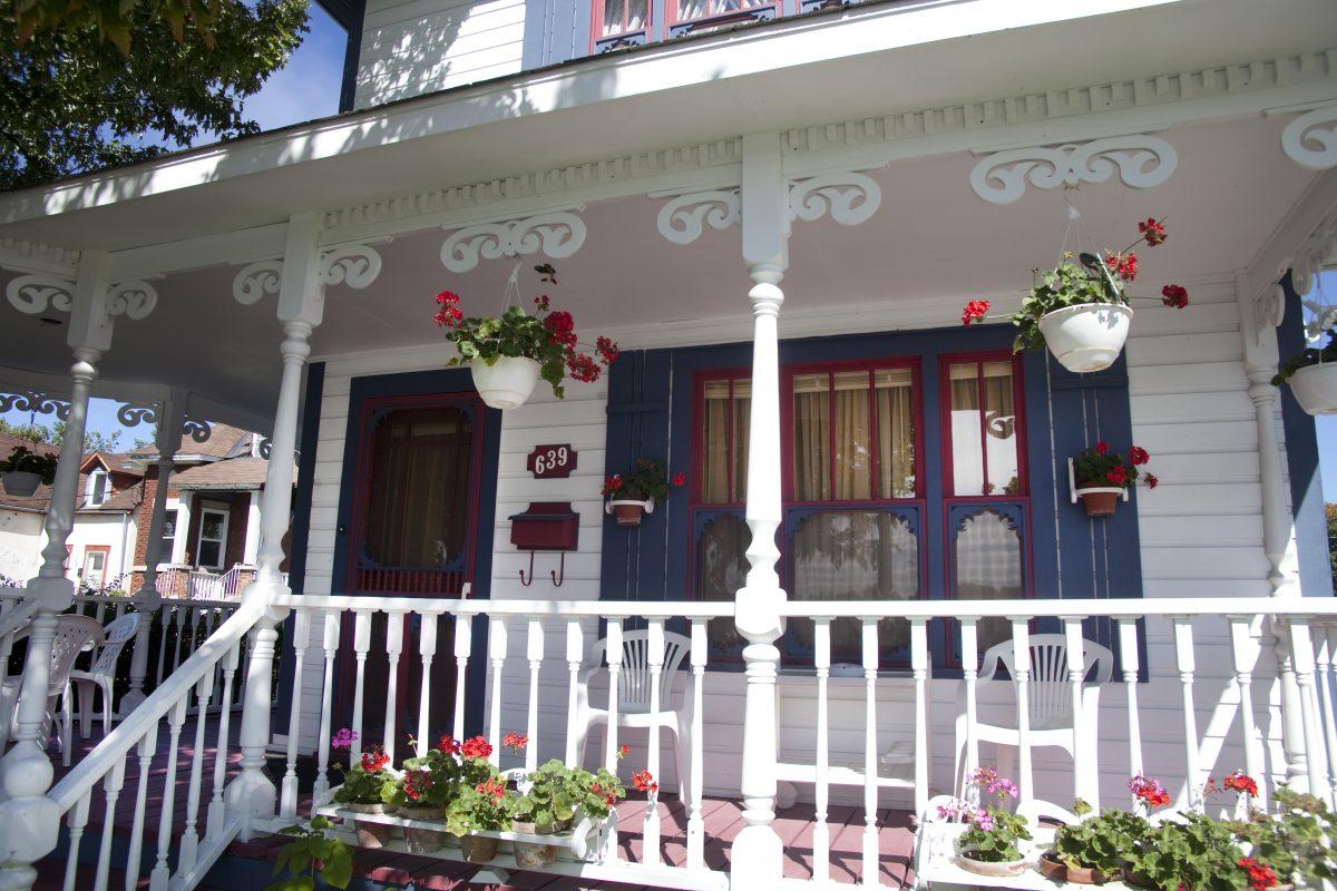 Maison du 639, rue Jacques-Cartier. ©Ville de Gatineau