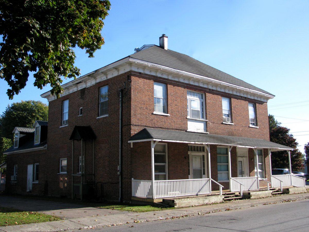 Maison James-Shaw au 269, rue Principale. ©MRC du Pontiac, 2017