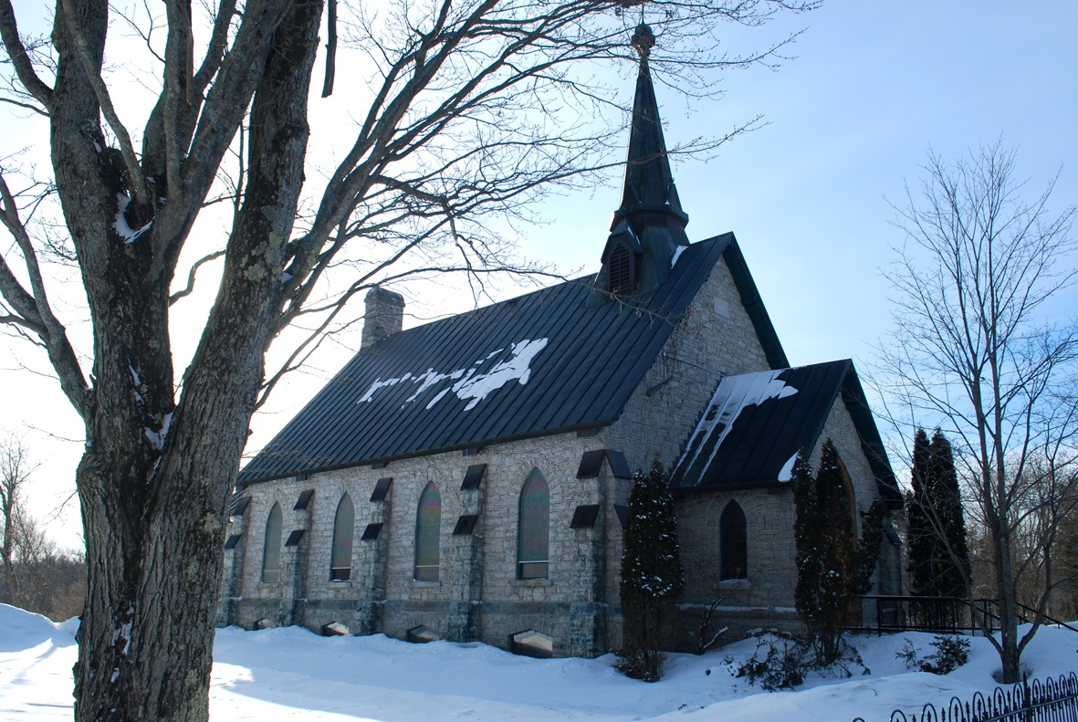 Église Saint-Andrew Presbyterian. Photo : Laurence Buenerd, 2017