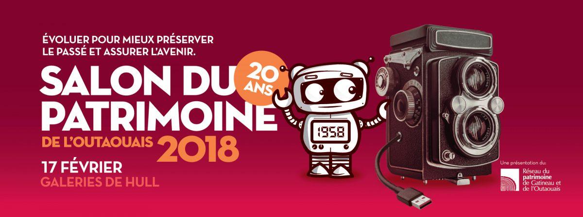 Salon du patrimoine de l'Outaouais 2018