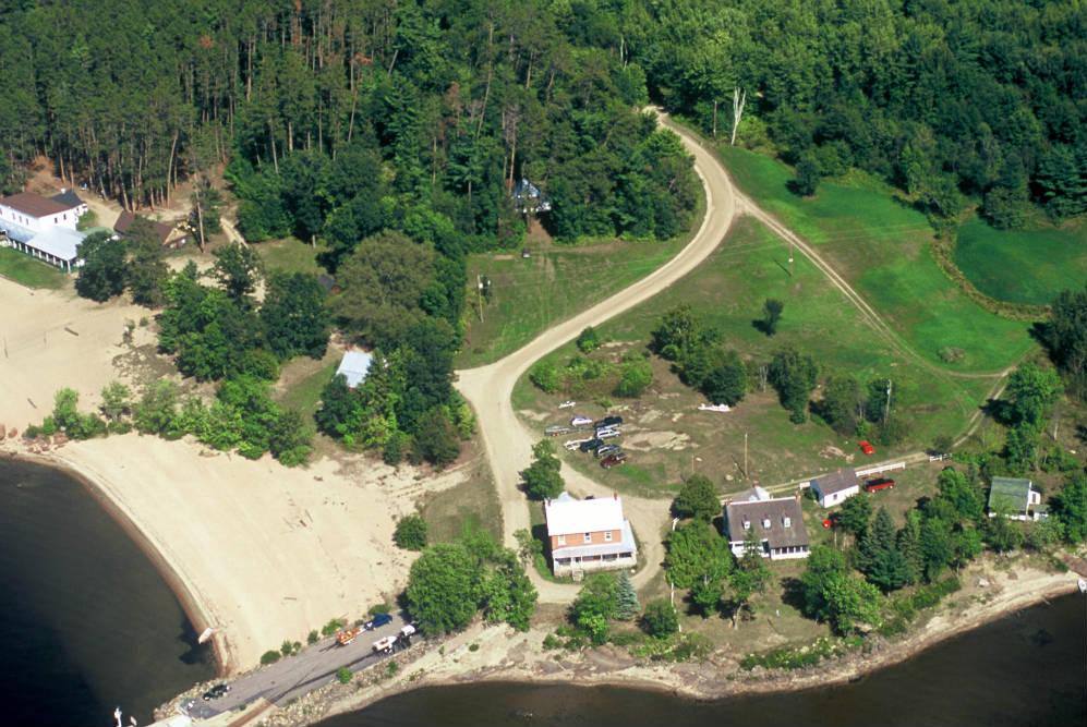 Poste de traite du Lac-aux-Allumettes