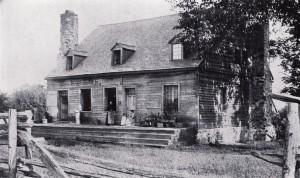 Salon du patrimoine 2016 - Maison Denis-Benjamin Papineau, 1821  Source : Comité des affaires culturelles de Papineauville