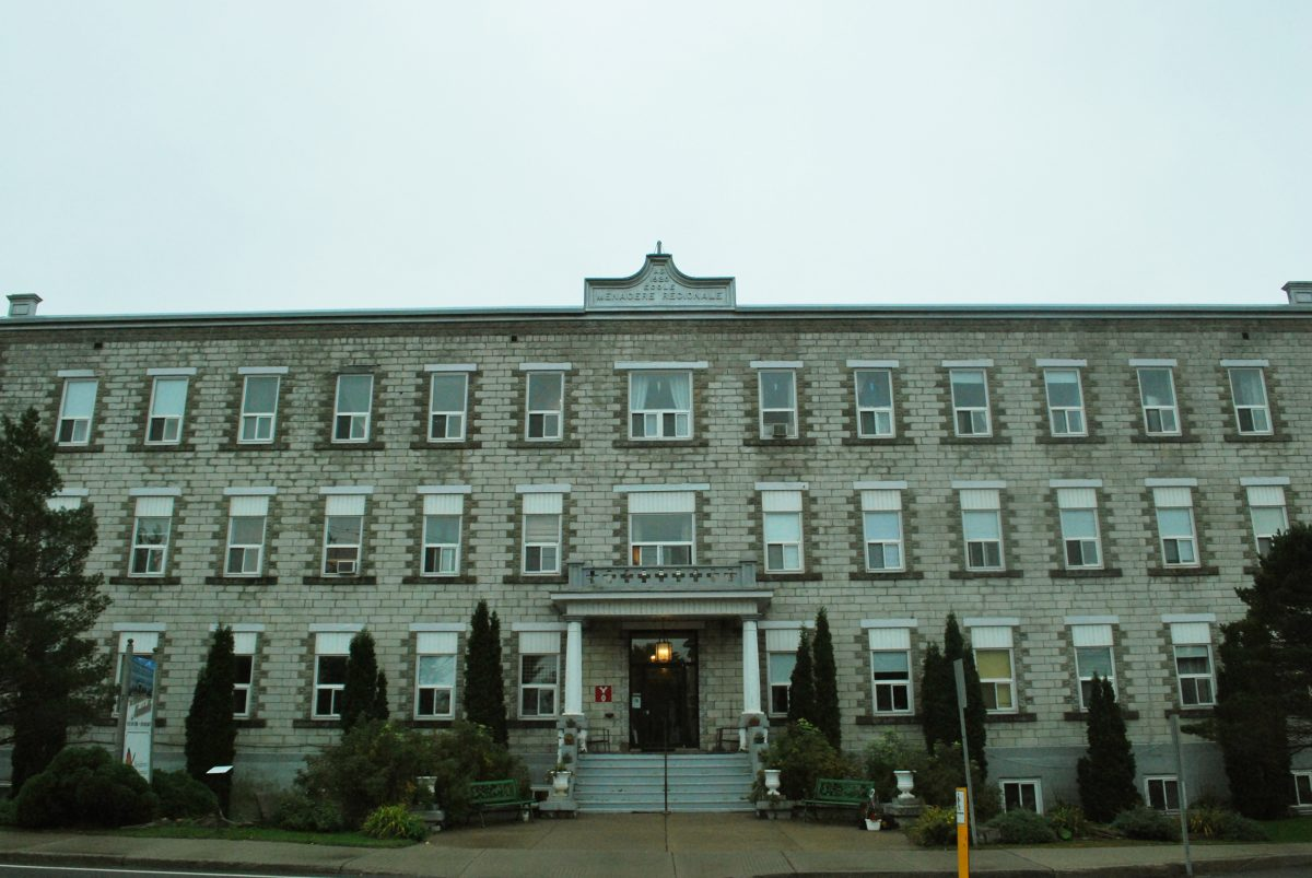 Ancienne école ménagère régionale