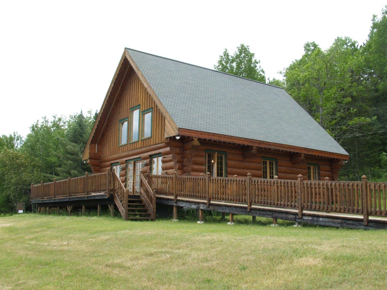 Centre d'interprétation du cerf de Virginie. ©MRC de la Vallée-de-la-Gatineau