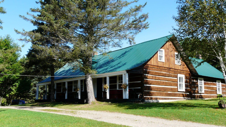 Dépôt Gilmour, Otter-Lake. ©MRC de Pontiac, 2008. Photo : Émilie Chazelas