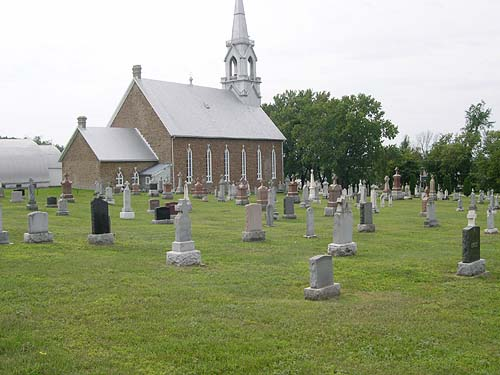 Église Sainte-Élisabeth-de-Hongrie, Litchfield ©Conseil du patrimoine religieux du Québec