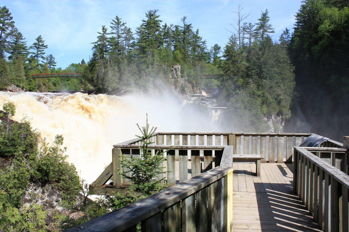 Parc des chutes Coulonge