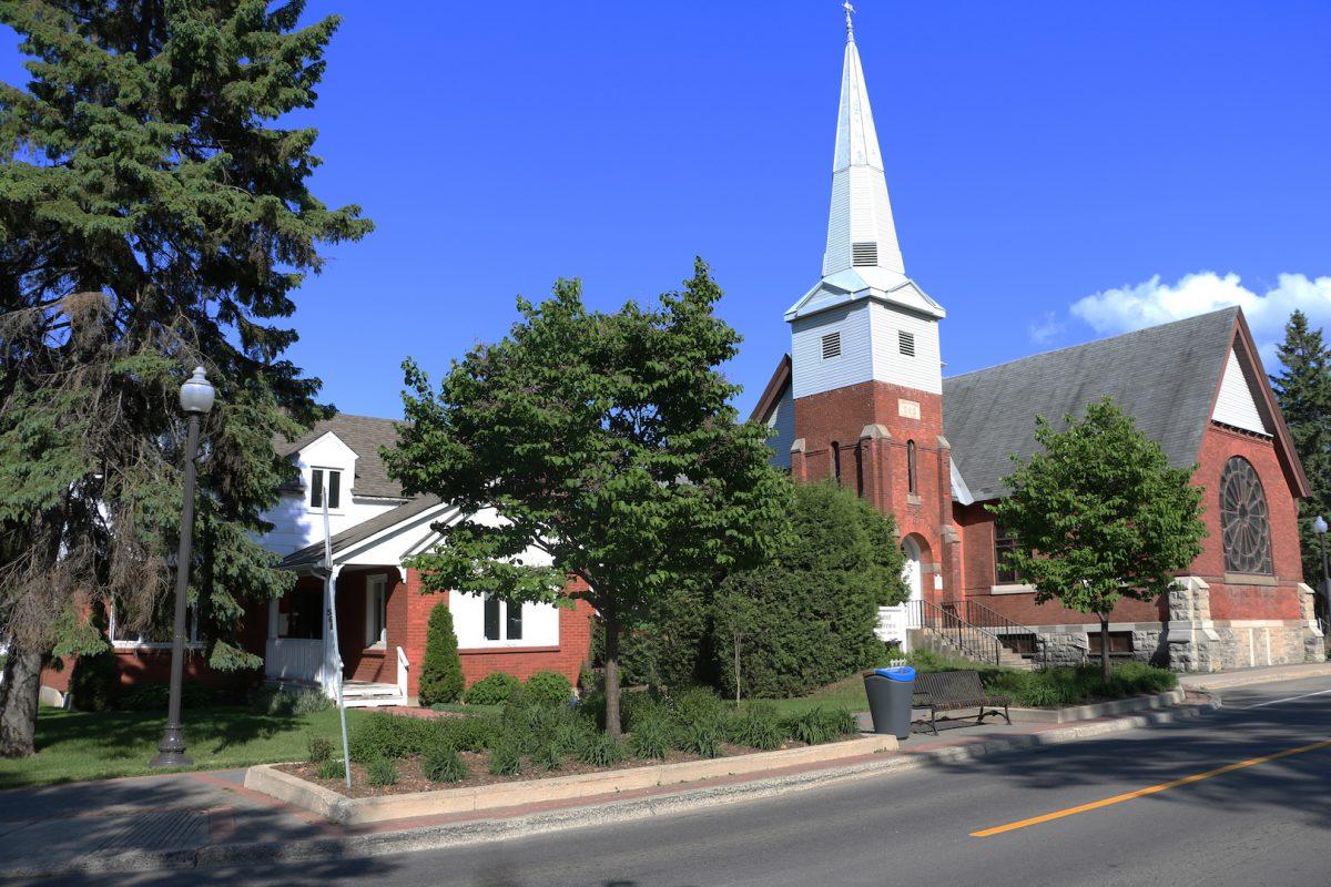 Presbytère de l'église St. Andrew United