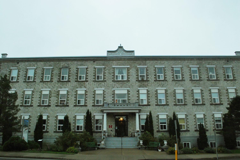 Ancienne école ménagère régionale. Photo : Laurence Buenerd, 2016
