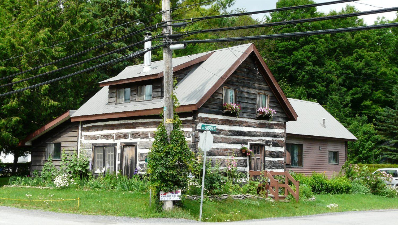 Maison O'Meara ©CRÉO/MCC, 2016. CLD des Collines-de-l'Outaouais
