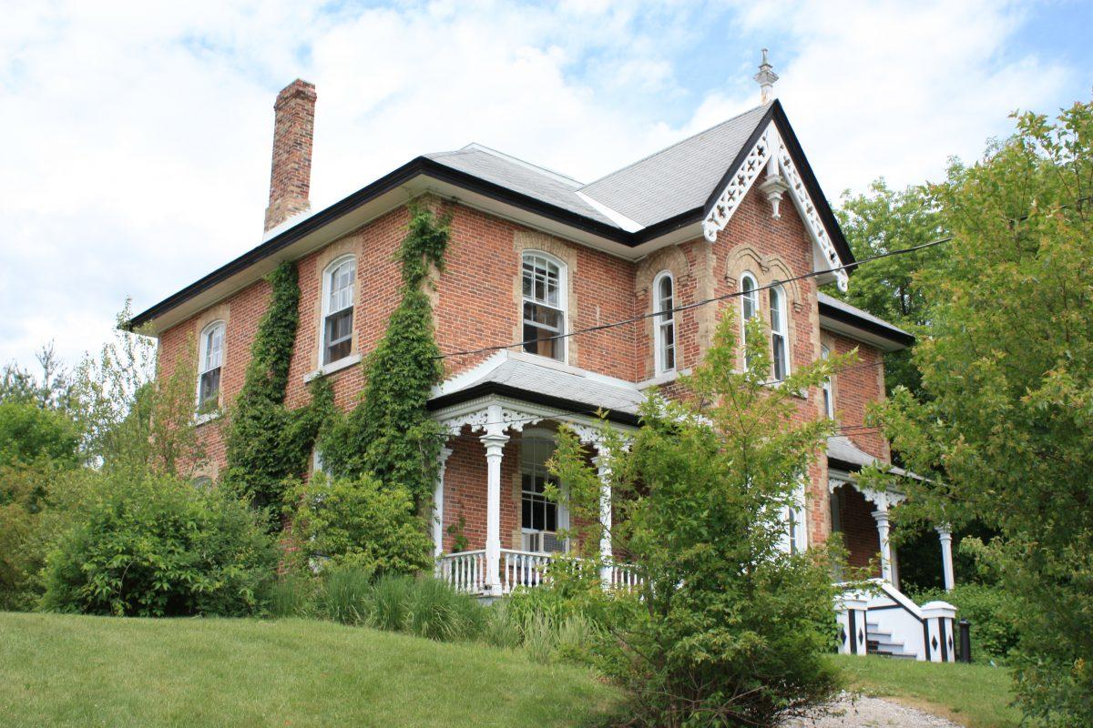 Maison Maclaren