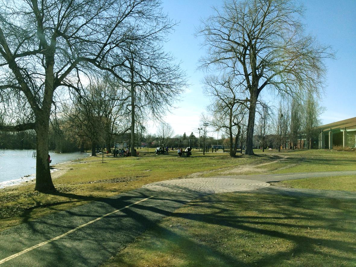Parc Moussette. Photo : Laurence Buenerd