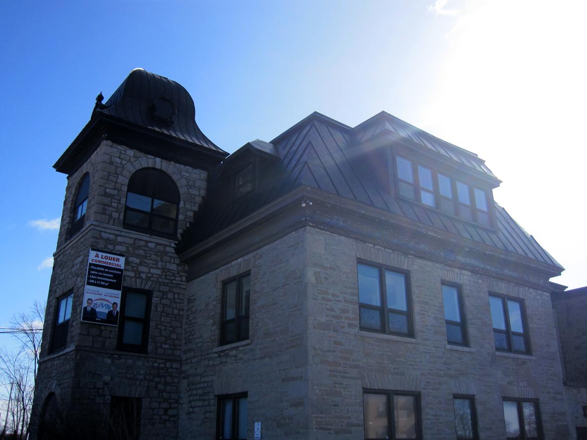 Ancienne académie d'Aylmer