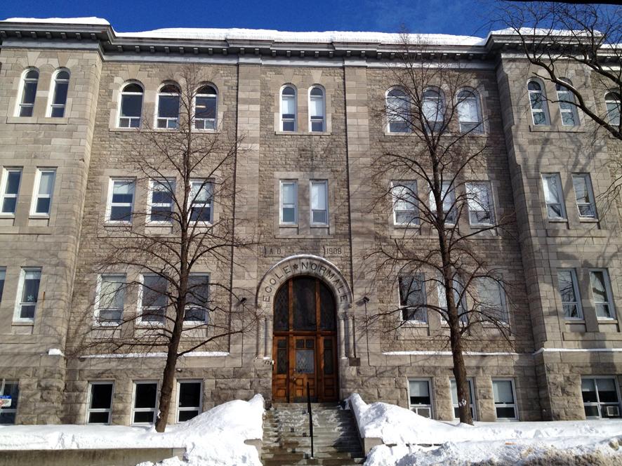 Collège Saint-Joseph. Photo : Laurence Buenerd