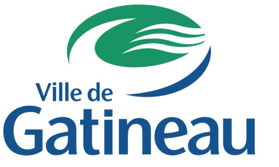 Logo. © Ville de Gatineau