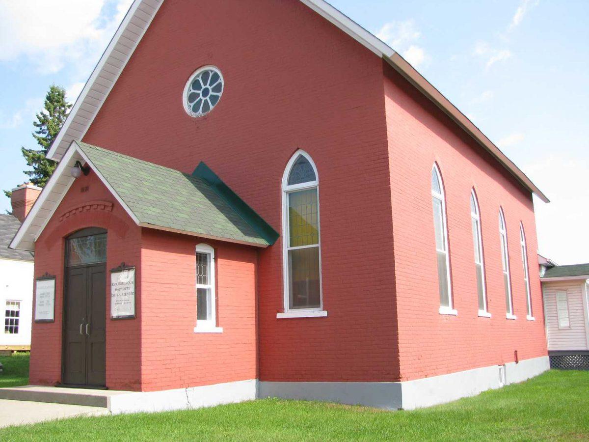 Église Évangélique Baptiste de la Lièvre