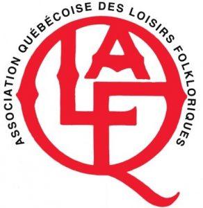 Logo Association québécoise des loisirs folkloriques de l'Outaouais